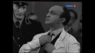 """""""Шедевры старого кино"""". Соломон Михоэлс, """"Еврейское счастье""""."""