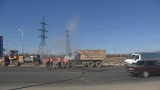 Ділянка Третьої Поздовжньої в Городищенському районі готують до капітального ремонту