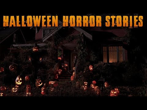 3 CHILLING HALLOWEEN STORIES [Compilation]