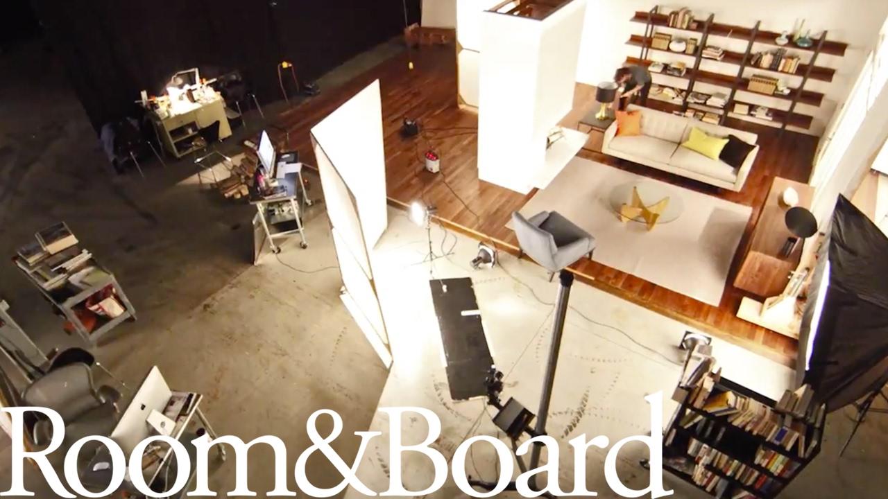 2012 Catalog Photo Shoot   Room & Board Modern Furniture - YouTube