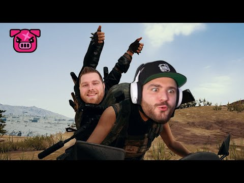 FUN IN THE SUN ft. Halifax | Hambinooo PUBG Gameplay