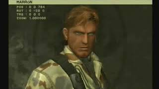 METAL GEAR SOLID 3: subsistence  ALL extras -PS2-