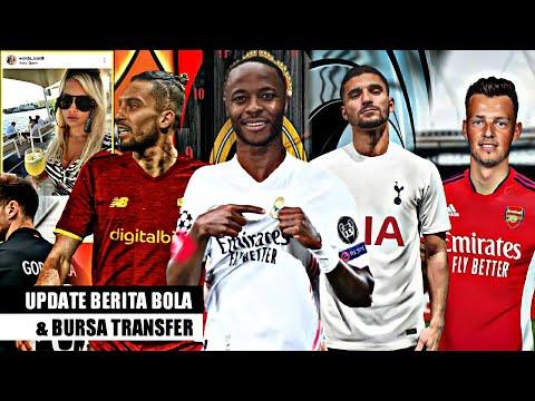 Berita Bola Terbaru Hari Ini \u0026 Bursa Transfer || Barcelona,Arsenal,Liverpool,Juventus,Emyu,Chelsea
