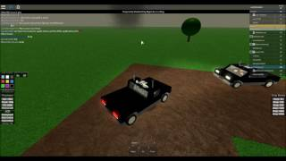 Roblox: Storm Chasers (Short) - Large Tornado crosses road on Project: SLC!