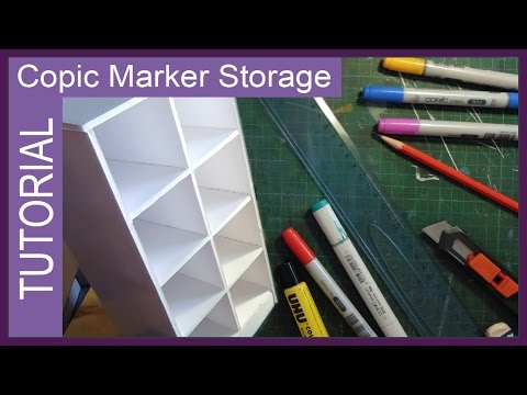 how to make homemade markers