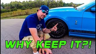 10 things I HATE about my 2014 Shelby GT500 Mustang