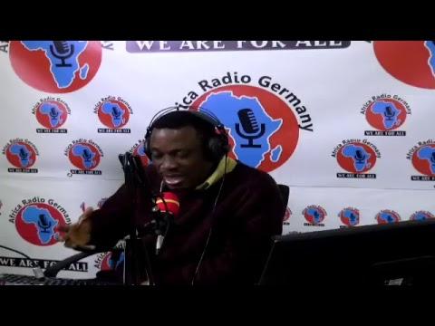 MEET PASTOR ISREAL DE SOUZA ON AFRICA RADIO GERMANY