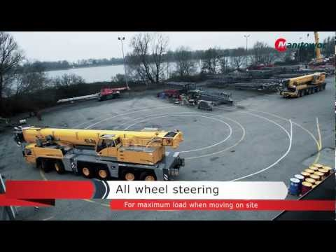 Grove All-Terrain Cranes Carrier Operations