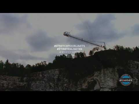 Great Canadian Bungee Experience | highest in Canada | Gatineau - Ottawa | Adventure Sport
