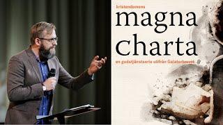 Gudstjänst 30 maj | Magna Charta - Galaterbrevet 4