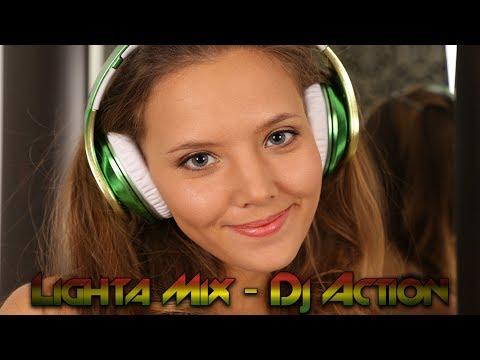 Lighta Mix - DJ Action Vox FM Costa Rica (Audio)