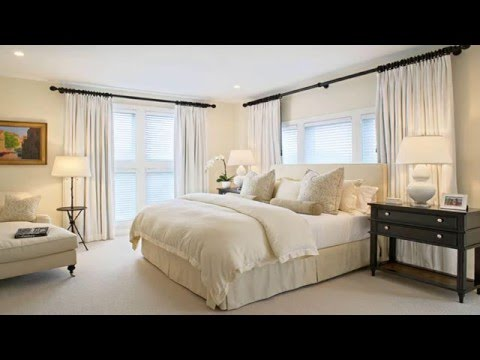 White Wall Bedroom Design Ideas