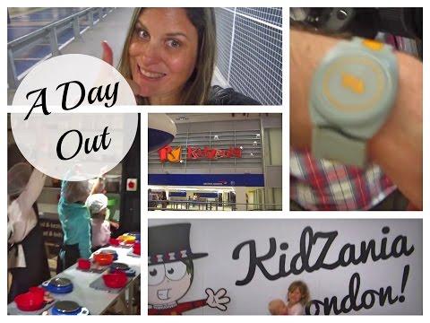 KidZania London Family Day Out