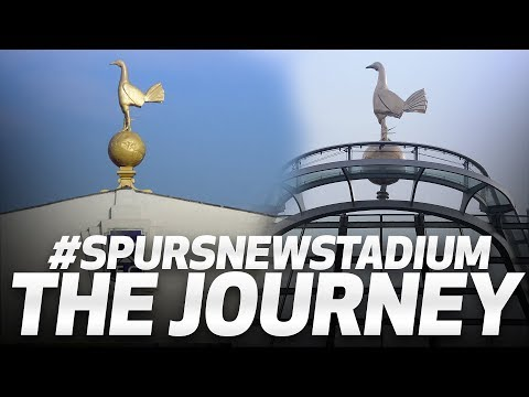 SPURS NEW STADIUM | WHAT A JOURNEY!