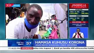 Mwanabiashara wa Gikomba Abubakar ashauri jamii kuhusu korona