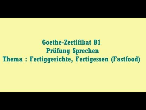 Telc b1 Brief schreiben from YouTube · Duration:  6 minutes 20 seconds