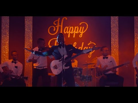 HARMONIZE  HAPPY BIRTHDAY   MUSIC