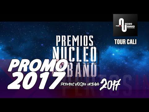 Premios núcleo urbano 2017 video promo