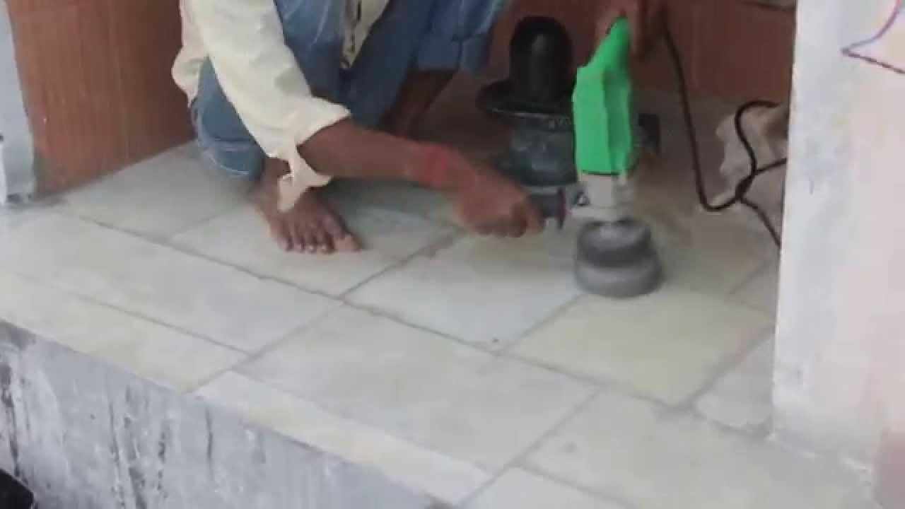 Polishing Marble Floor,,,Varanasi,Indiau2026