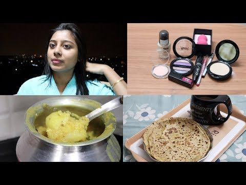VLOG:  My New Makeup Products || Indian Vlogger Soumali