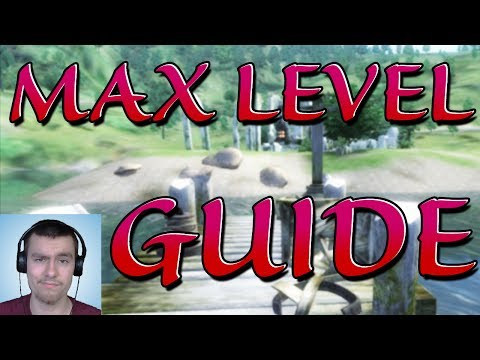 Oblivion: How to Make a MAX Level Character