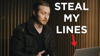 Steal My Lines - How To Show Intent