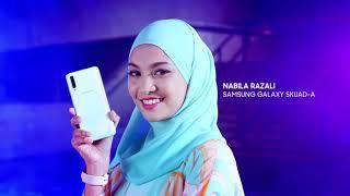 Check In Kampung bersama Samsung Galaxy Skuad A