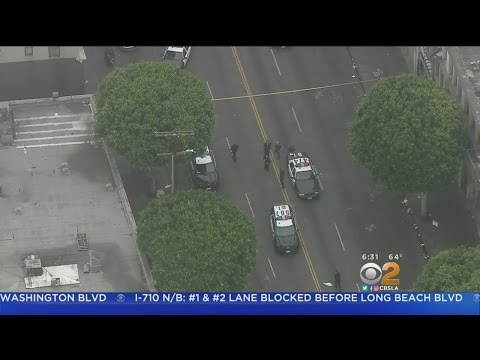 Thumbnail: One Wounded In Skid Row Shooting