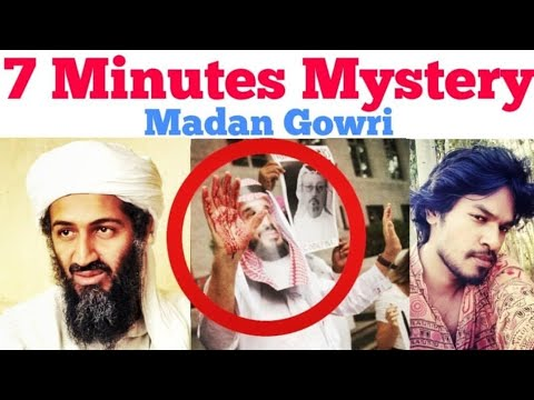7 Minutes Mystery   Jamal Khashoggi   Tamil   Madan Gowri   MG
