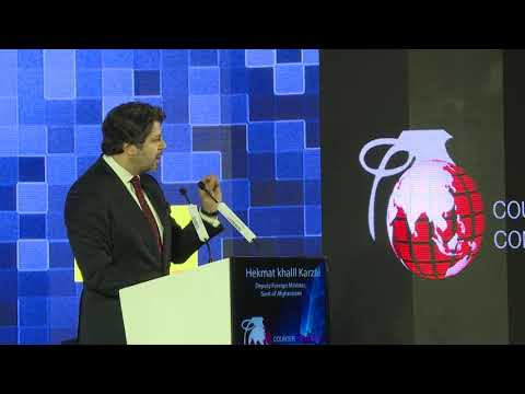Hekmat Khalil Karzai, Deputy Foreign Minister, Government of Afghanistan
