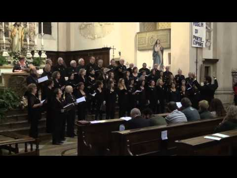 El Cant de la Senyera. Coral del Joncar. Concert a Arco.wmv