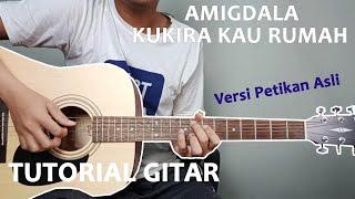 Amigdala - Kukira Kau Rumah (Tutorial Gitar)
