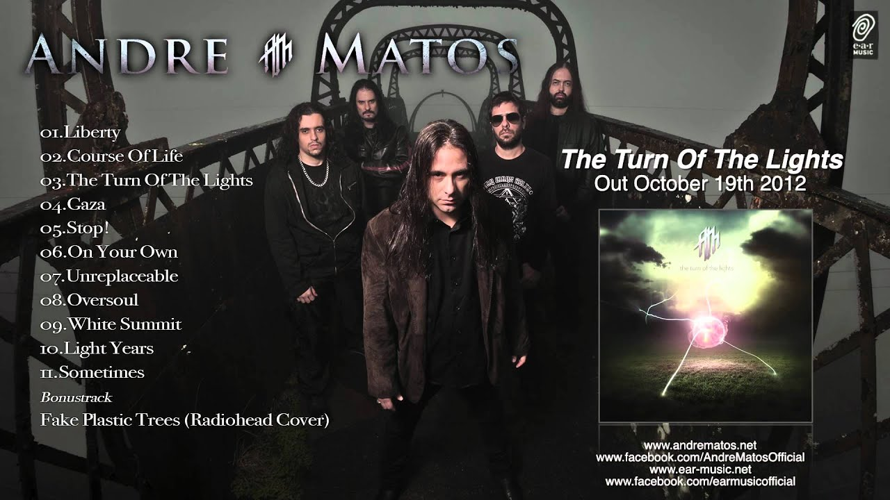 Andre Matos Stop From The Album The Turn Of The Lights Youtube