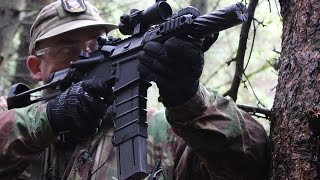 Explosive Airsoft Action at Section8 Scotland HD