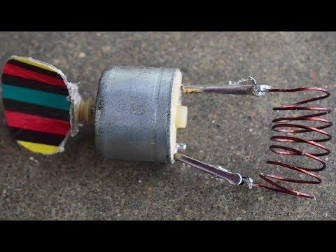 Free Energy Generator for Motor
