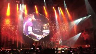 Coldplay - The Scientist Bogota Colombia 2016