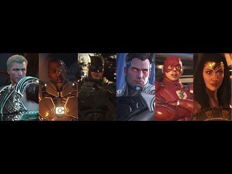 Justice League Tribute -