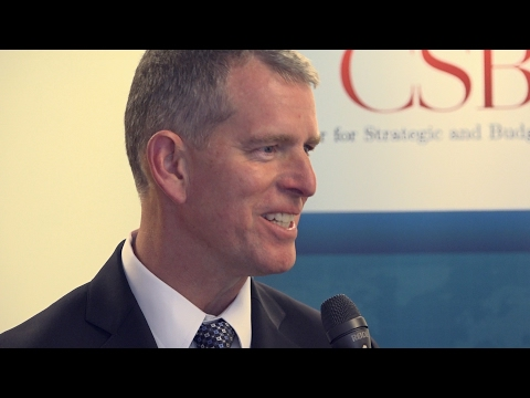 "CSBA's Clark on ""Restoring American Seapower"""