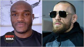 Kamaru Usman calls Conor McGregor just a 'regular fighter' | ESPN MMA
