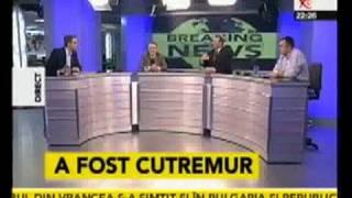 100% - Editie speciala - cutremur in romania - 25 aprilie