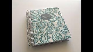 Plum Paper Recipe Book Walkthrough (How to make a custom recipe book)