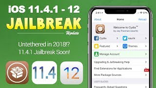 iOS 11.4.1 Jailbreak: NEW Exploits to be Released! Untethered iOS 12 Jailbreak Demo | JBU 65