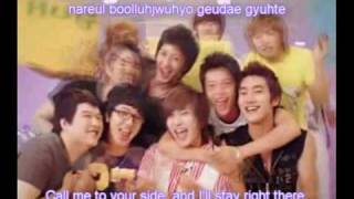 [MV] [Haengbok] [Happiness] [Lyrics] - Super Junior