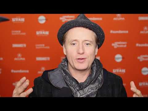 Linus Roache talks Jeremiah Sand and his role in Mandy at Sundance Film Festival
