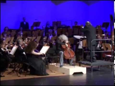 """Max Bruch, """" KOL NIDREI"""", Mischa Maisky-Celli,Dirigent A.Beryn"""