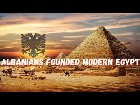 Modern Egypt Was Founded by an Albanian
