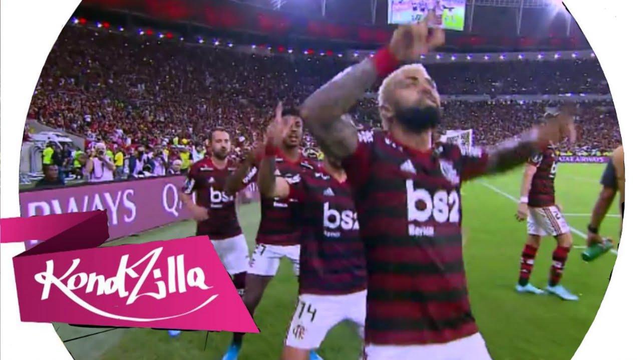 Flamengo 5 x 0 Grêmio Música - Funk do Flamengo Para ...