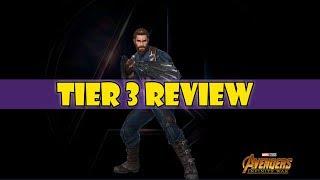 [Marvel Future Fight] Capitan America TIER 3 | Review | ¿Realmente vale la pena?