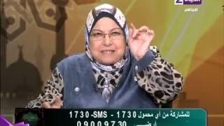 متصل لـ'سعاد صالح': 'مش عايز فتوى منك' (فيديو)