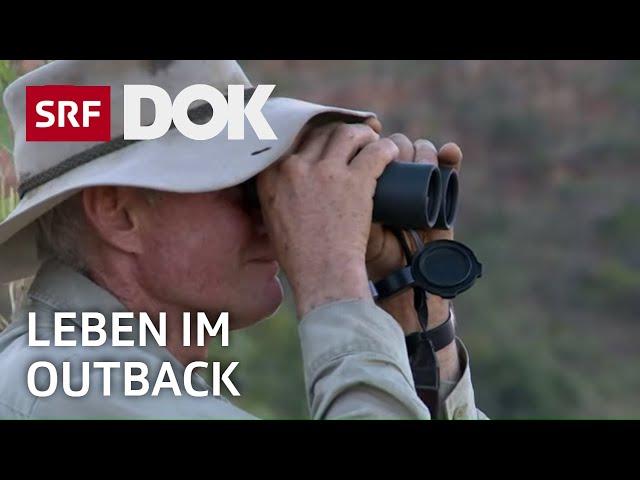 Leben im australischen Outback | Ein Schweizer kämpft für mehr Biodiversiät | Reportage | SRF DOK